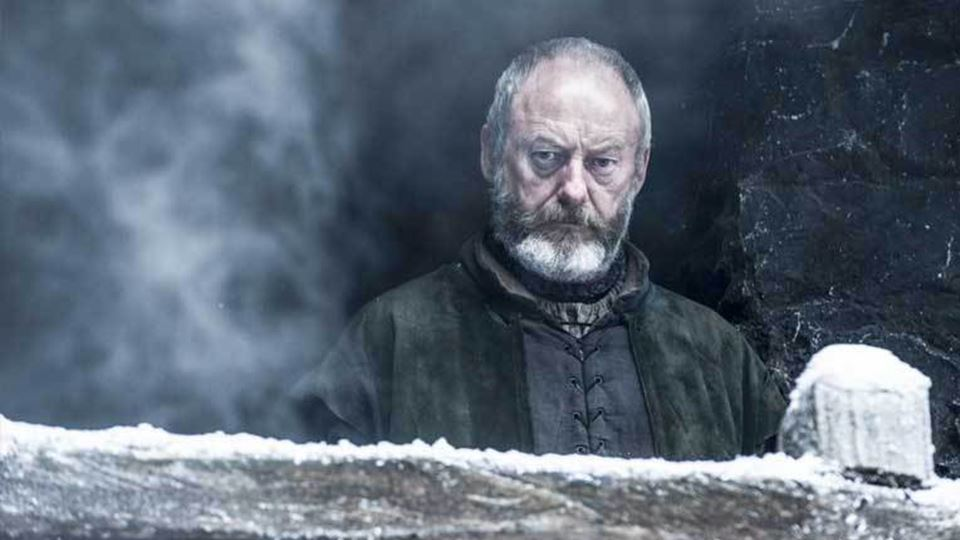 DAVOS SEAWORTH DE GAME OF THRO...