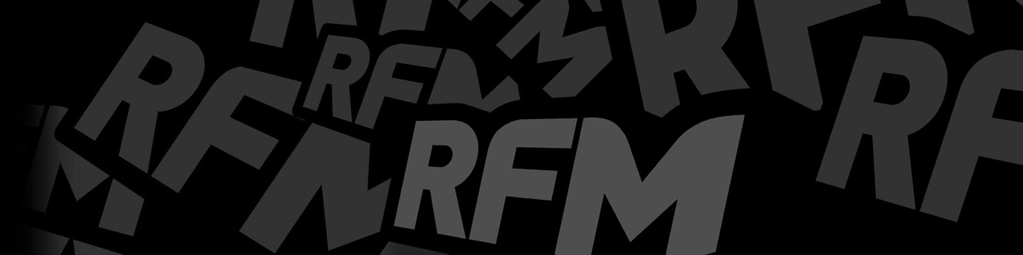 Tu és RFM - Inscreve-te