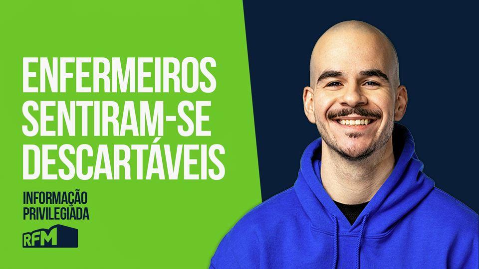 Luis Franco-Bastos: Enfermeiro...