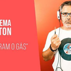 RFM - Telefonema - desligaram o gas - 15-11-2018