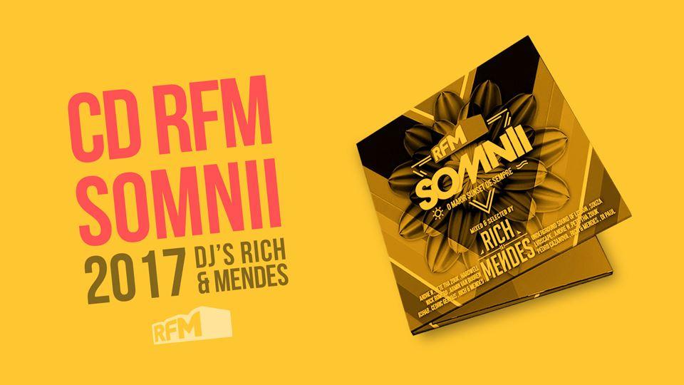 CD RFM SOMNII 2017
