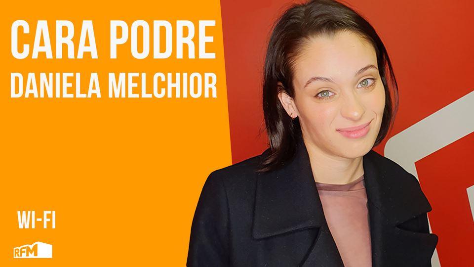 Daniela Melchior no Cara Podre...