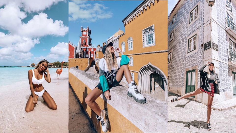 Instagrammer de viagens copia ...