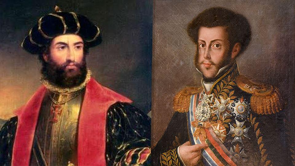 Então, qual foi o rei portuguê...