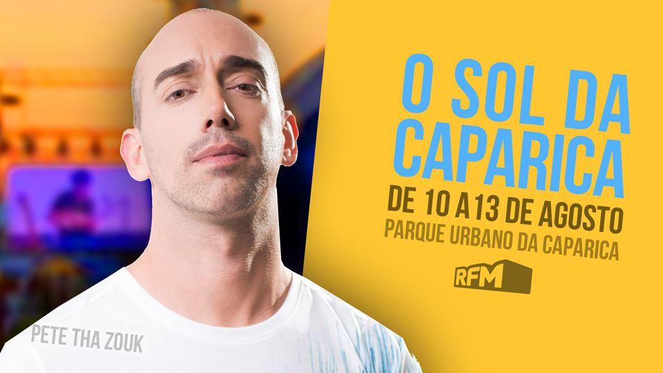 Ele é o Wally dos DJs portugue...