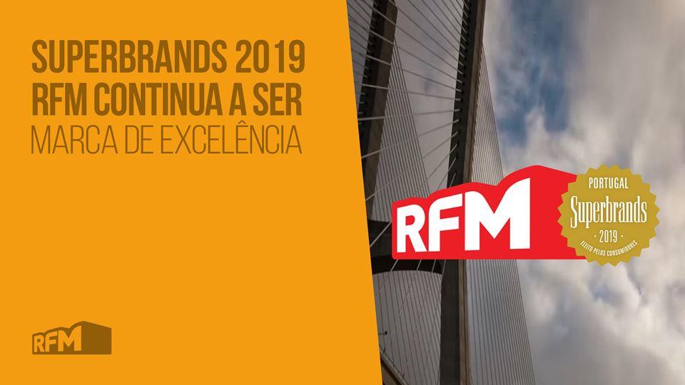 RFM SUPERBRAND 2018