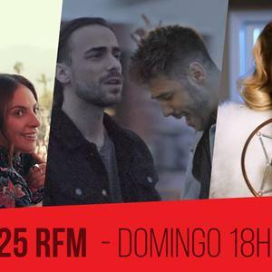 TOP 25 RFM 7 Abril 1ª Hora