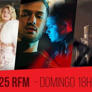 TOP 25 RFM 14 Abril 1ª Hora
