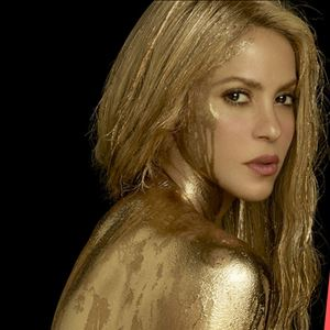 Shakira no Meo Arena com a RFM