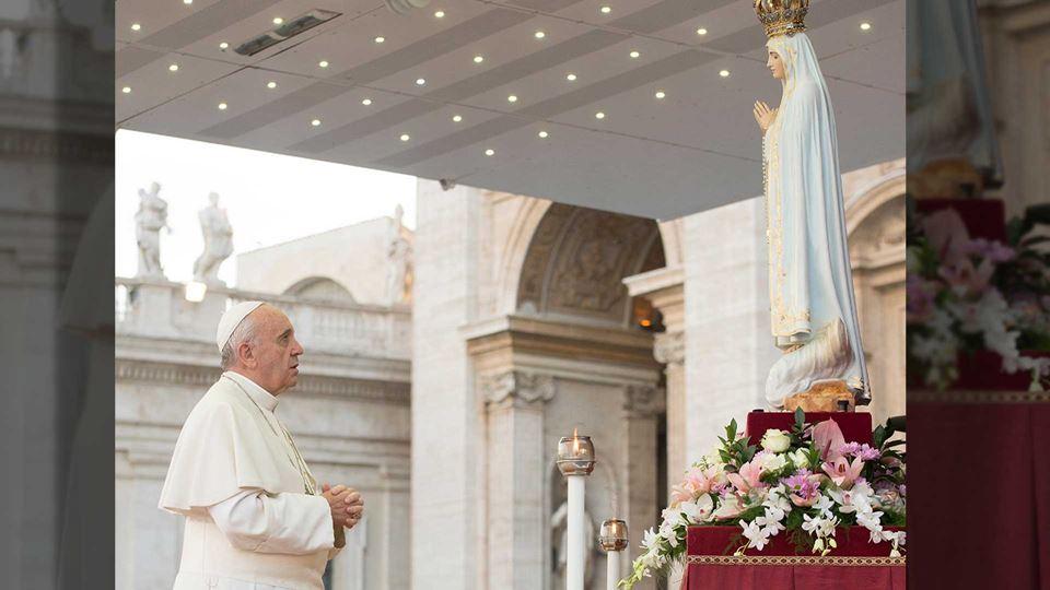 Papa Francisco, olha por nós!
