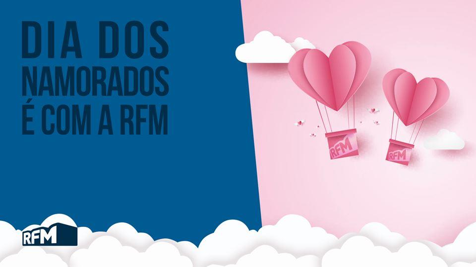 Dia dos namorados 2019 na RFM