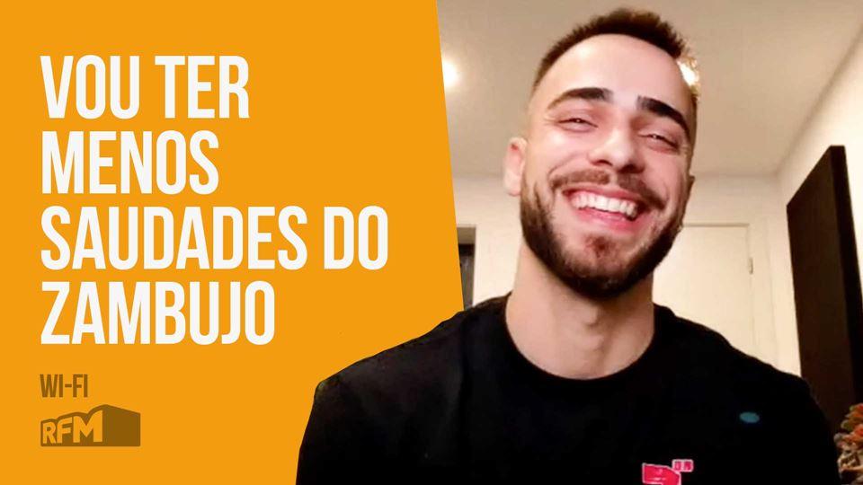 Diogo Piçarra live no WI-FI