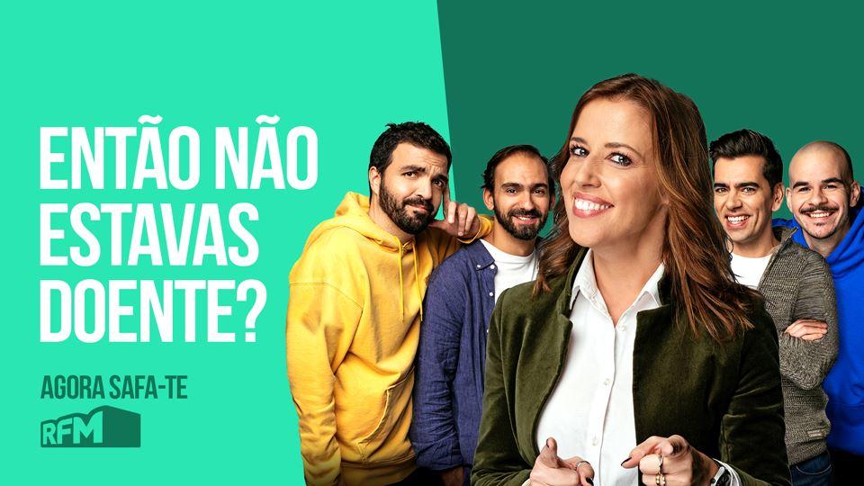 RFM - AGORA SAFA-TE: ENTÃO NÃO...