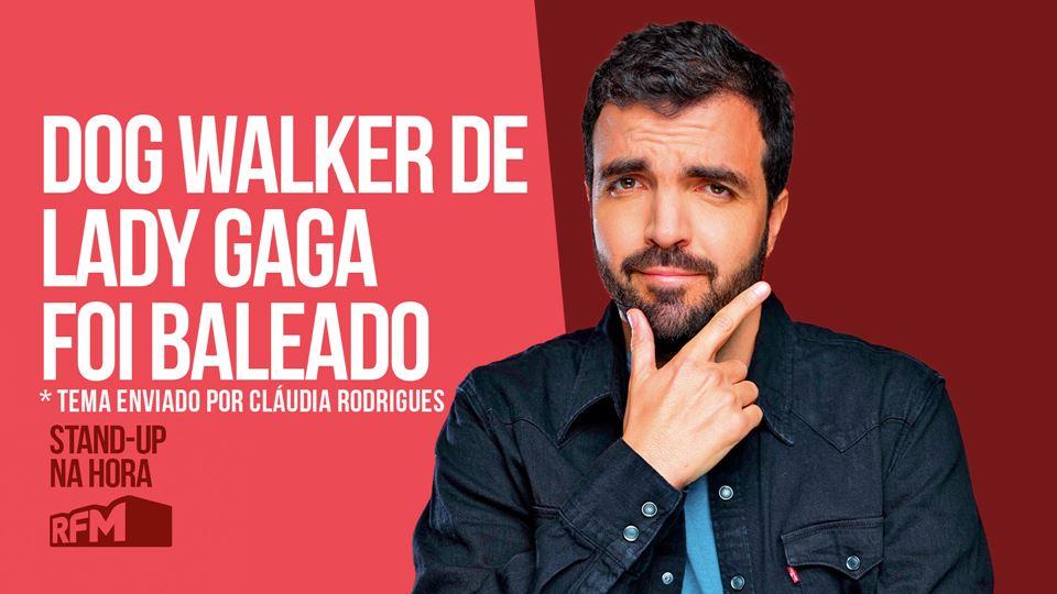Salvador Martinha: Dog walker ...