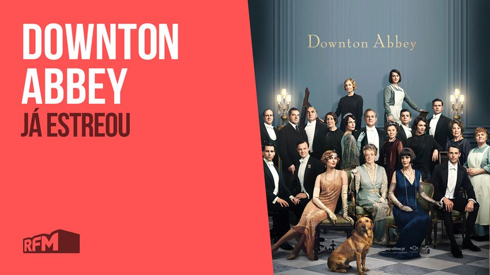 Downton Abbey nos cinemas com ...