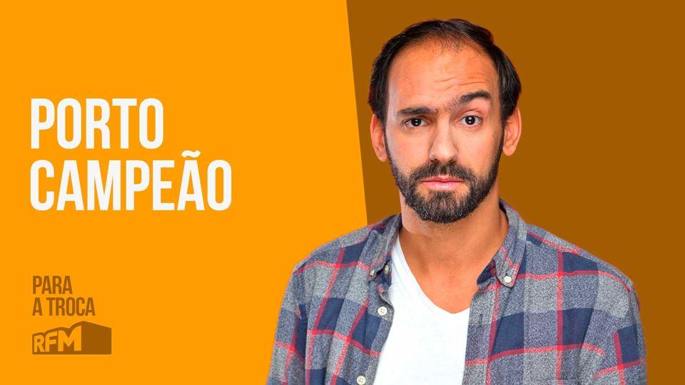 Duarte Pita Negrão: Porto Campeão