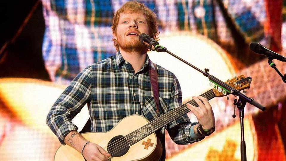 Ed Sheeran já é pai e nem vais...