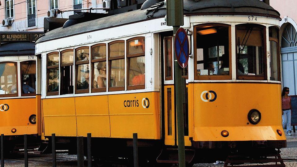 Lisboa em festa! Eléctrico 24 ...