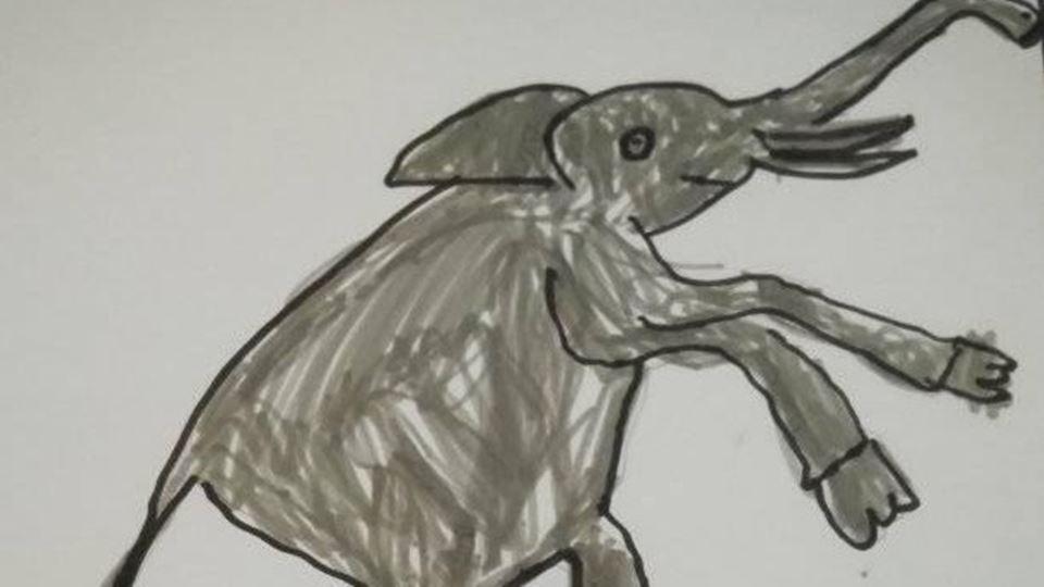 elefante - ana batista