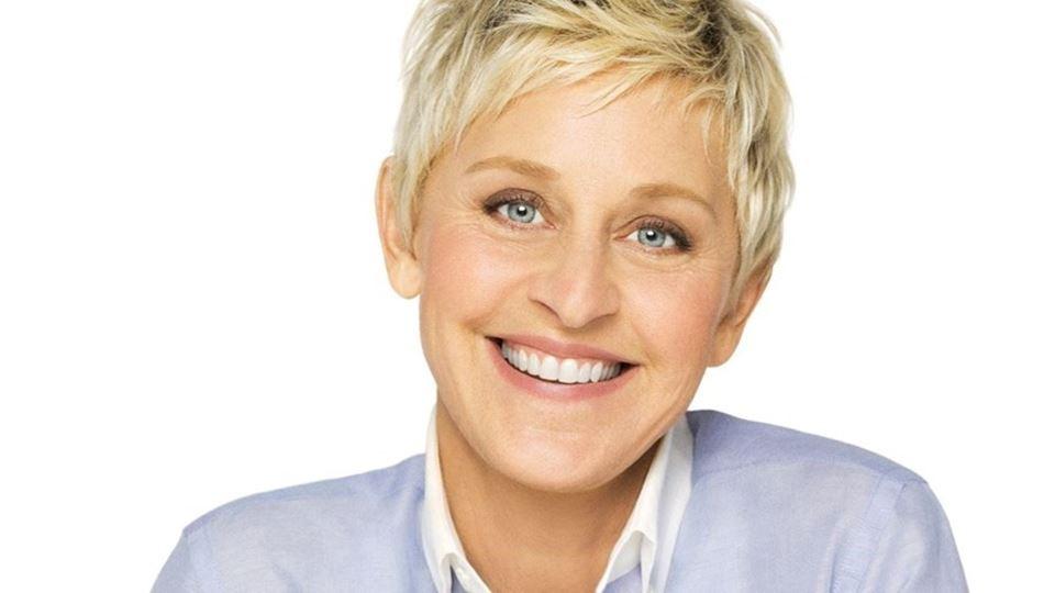 Ellen DeGeneres rendida ao rap...