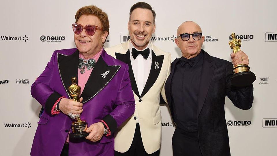 Elton John Oscares 2020