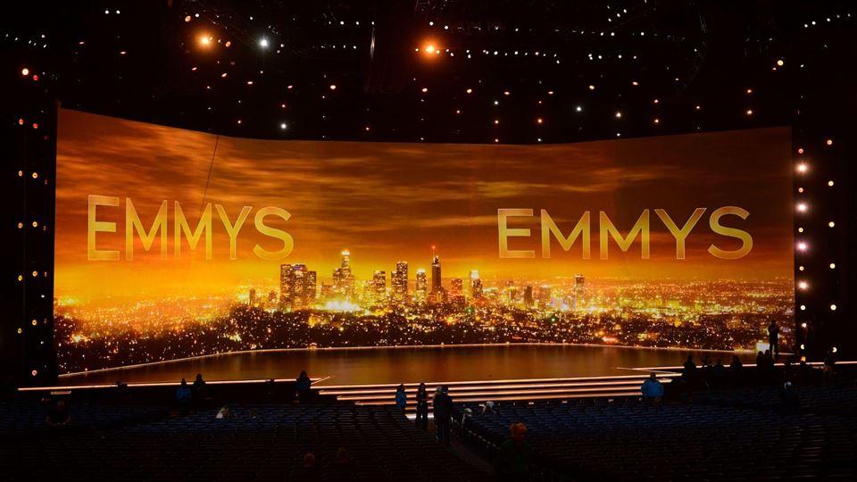 Os Emmys vão acontecer este an...
