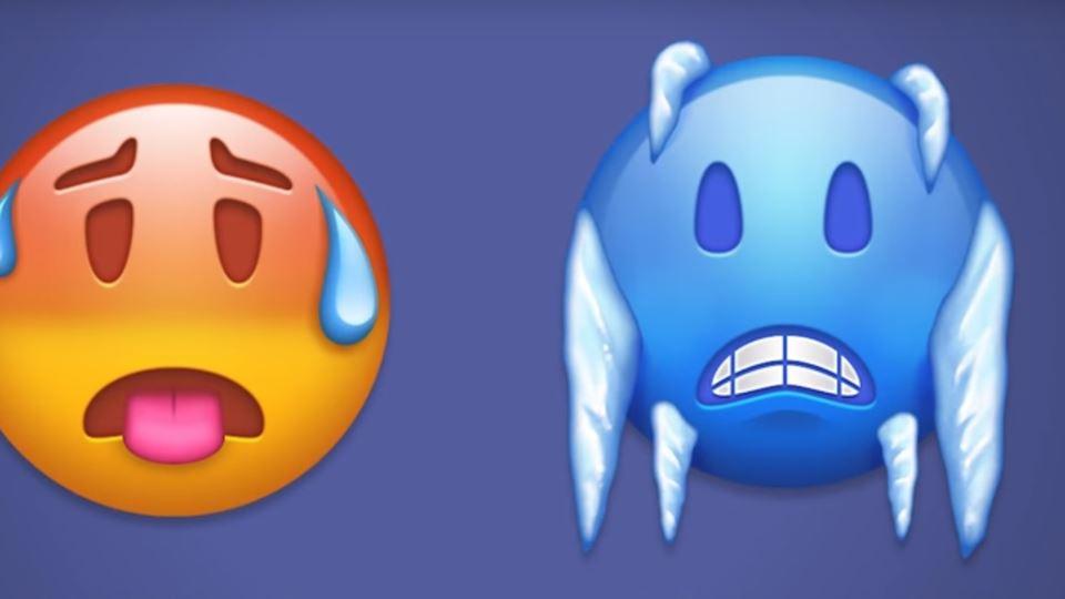 Há novos emojis a caminho do t...