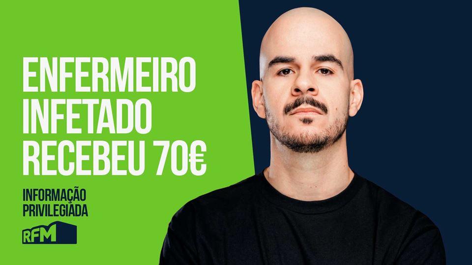 Luís Franco-Bastos: Enfermeiro...