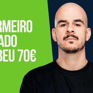 RFM - Informação Privilegiada: ENFERMEIRO INFETADO RECEBEU 70€
