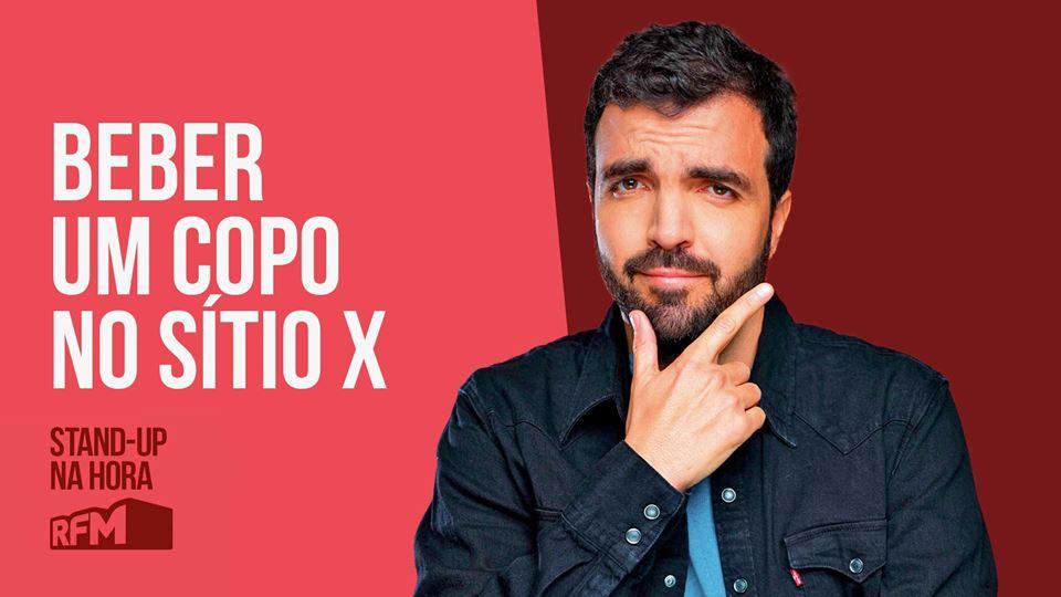 Salvador MArtinha: Beber um co...