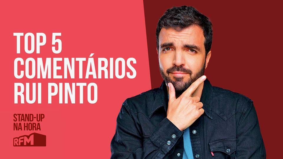 Salvador Martinha: Top 5 comen...
