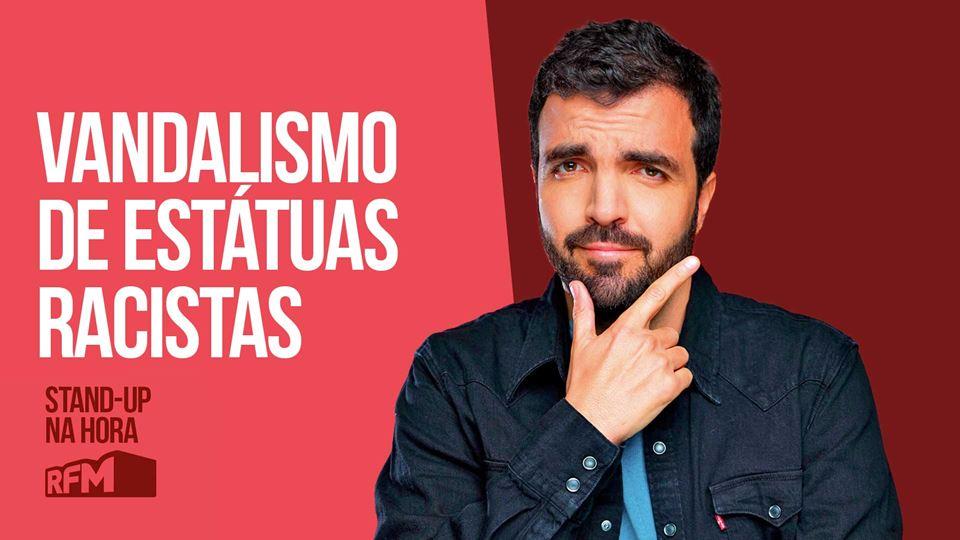 Salvador Martinha: Vandalismo ...