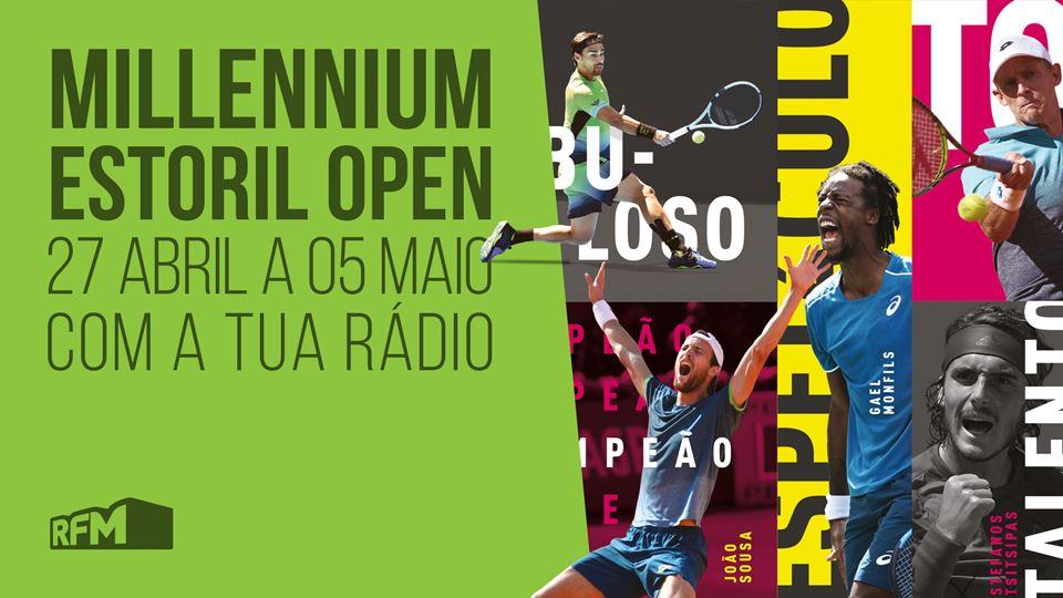 Millennium Estoril Open 2019