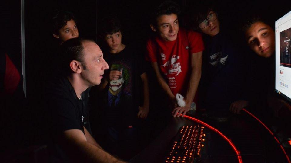 Gaming na Expofacic