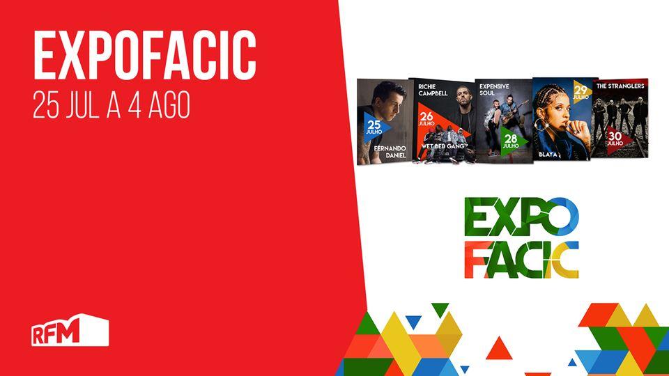 RFM, rádio oficial da Expofacic