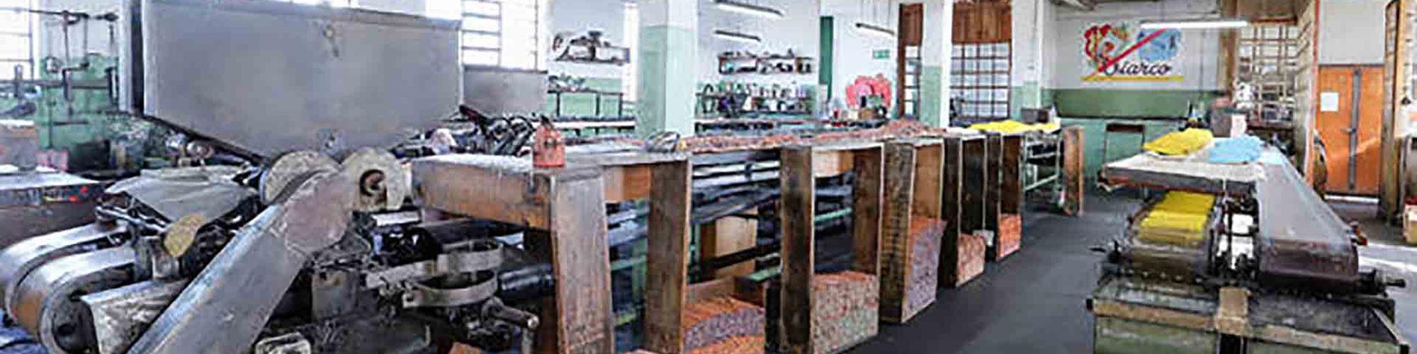 A única fábrica de lápis do país e da Península Ibérica fica em São João da Madeira!