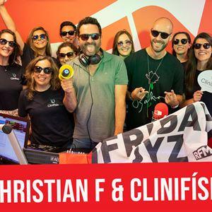 FRIDAYBOYZ feat Christian F vs Clinifisio -12 JULHO 2019