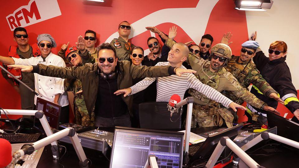 Força Aérea Portuguesa com os Fridayboyz