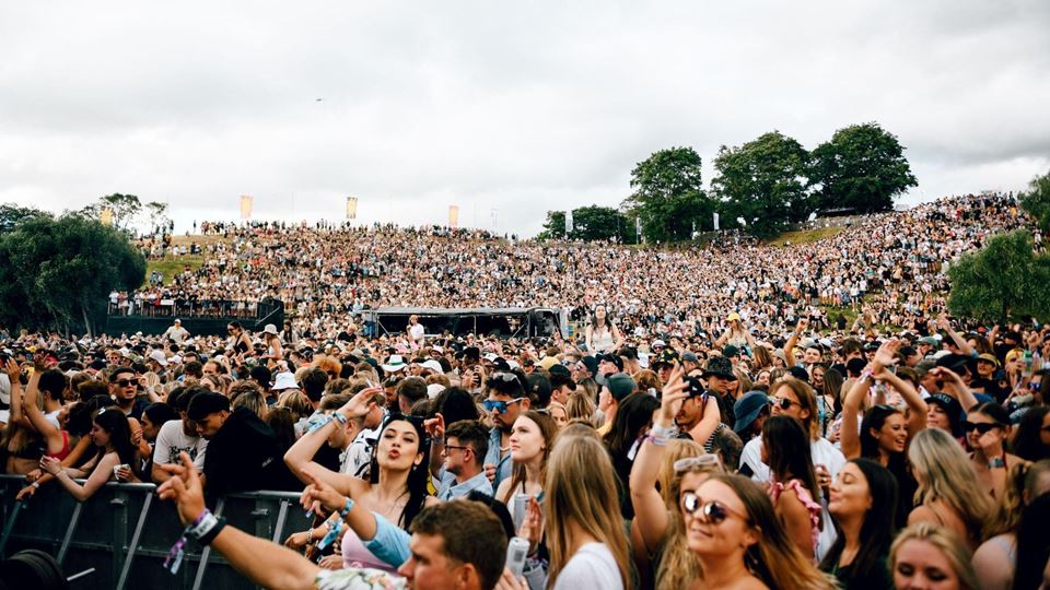 O maior festival da Nova Zelân...