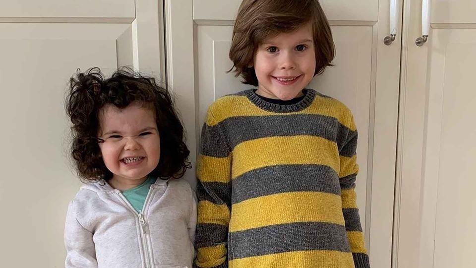 Filhos de Carolina Camargo