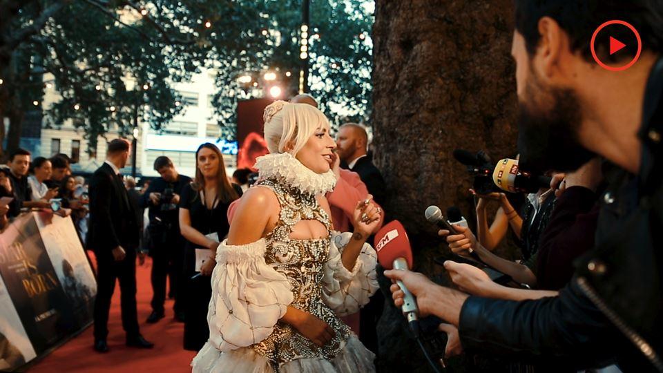 Lady Gaga não falou com Rodrig...