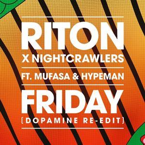 Riton x Nightcrawlers Feat. Mufasa & Hypeman