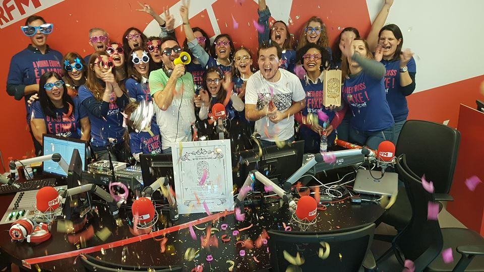 SCAL, Mediação de Seguros no primeiro aniversário dos Fridayboyz
