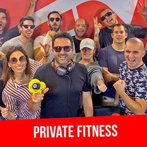FRIDAYBOYZ feat Private Fitness - 13 DEZEMBRO 2019