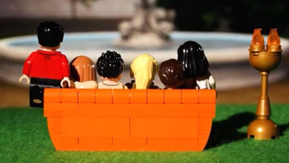Pára tudo: Lego anuncia set de...
