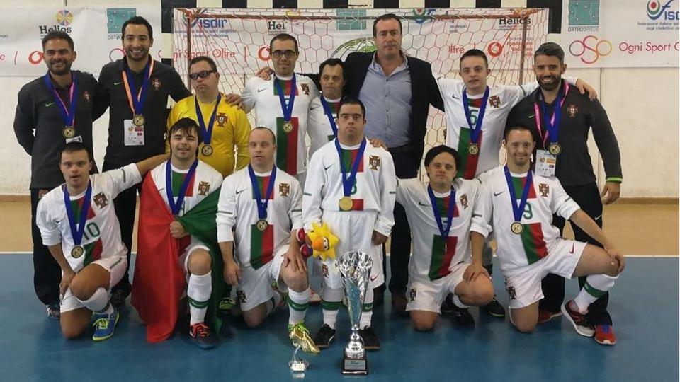 Portugal Campeão Europeu de Fu...