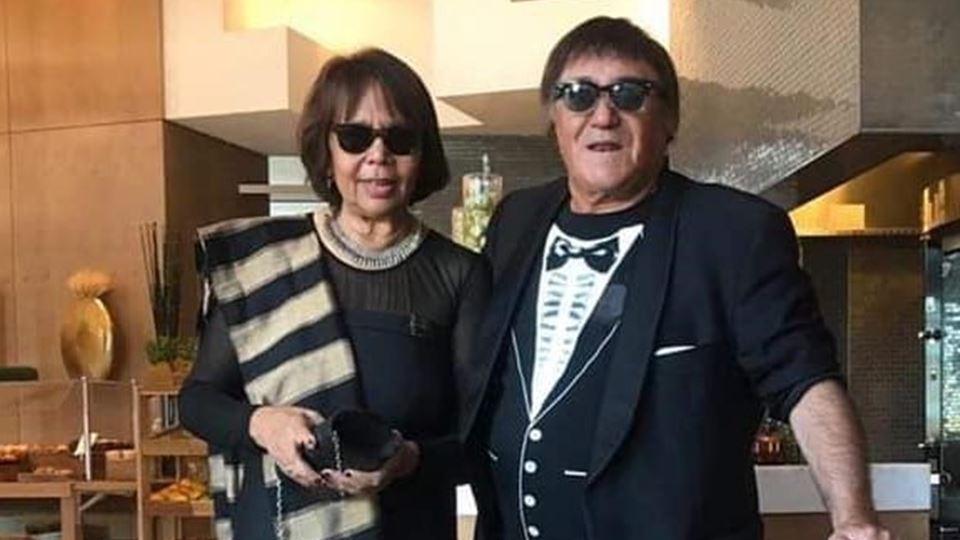 Gabriela e José Cid  a caminho do Grammy