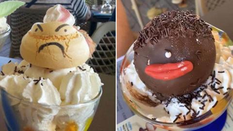 Café retira do menu sobremesas...