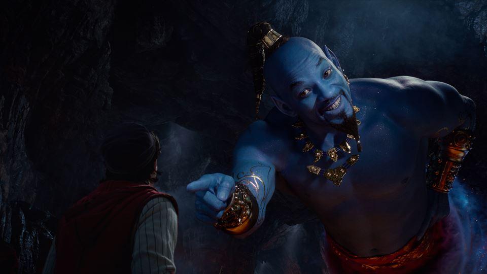 genio do Aladino