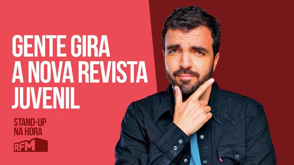 Salvador Martinha: Gente gira ...